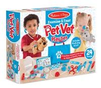 Melissa & Doug: Examine & Treat - Pet Vet Set