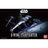 Star Wars: 1/72 B Wing Star Fighter - Model Kit
