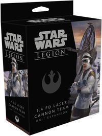 Star Wars Legion: Laser Canon Team Unit