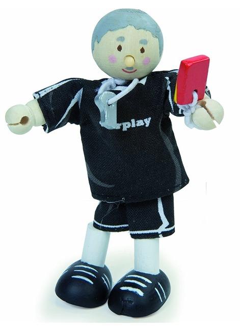 Le Toy Van: Budkins - Referee