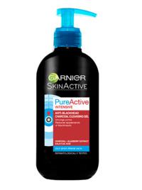 Garnier PureActive Charcoal Gel Wash (200ml)
