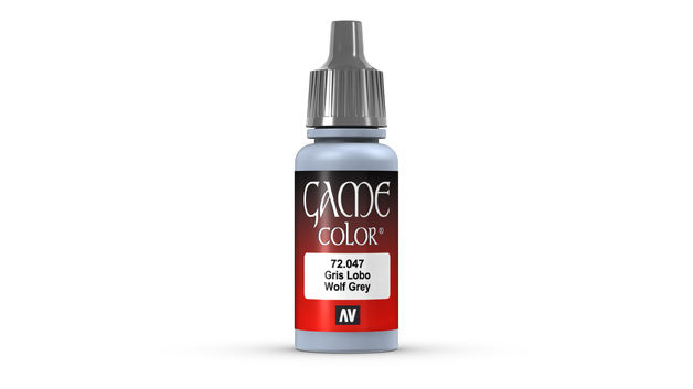Vallejo Game Colour Wolf Grey 17ml