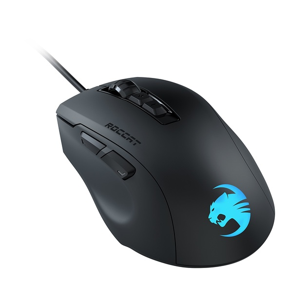 ROCCAT Kone Pure Ultra Gaming Mouse - Black for PC