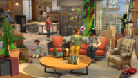 The Sims 4 Eco Lifestyle (code in box) for PC image