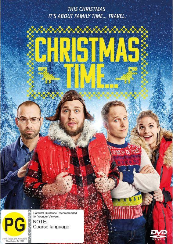 Christmas Time on DVD