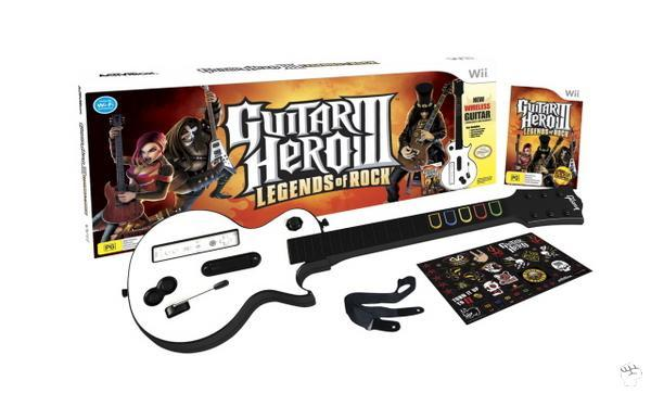 Guitar Hero III: Limited Edition Double Pack for Nintendo Wii