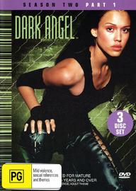 Dark Angel: Season 2 Part 1 (3 Disc) on DVD image