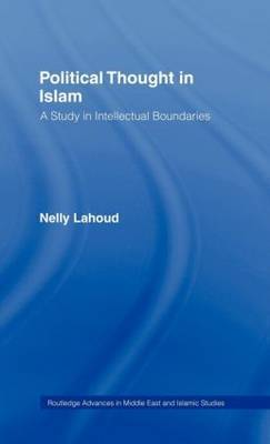 Political Thought in Islam by Nelly Lahoud image