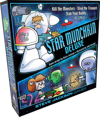 Star Munchkin Deluxe image