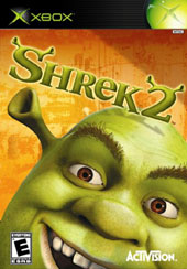Shrek 2 for Xbox