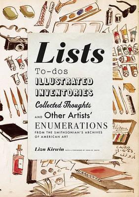Lists by Liza Kirwin image