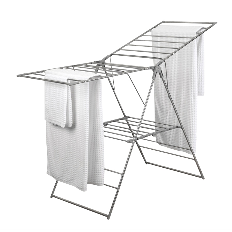 L.T. Williams - Stainless Steel A Frame Clothes Rack image