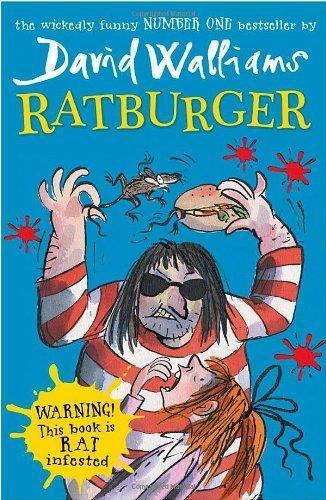 Ratburger by David Walliams image