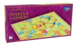 Traditional Board Game (Snakes & Ladders)