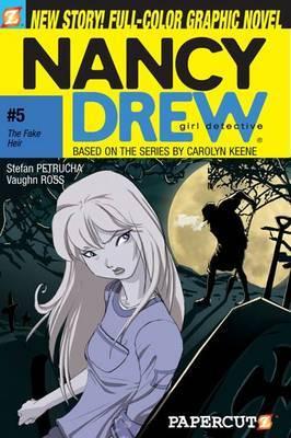 Nancy Drew #5: The Fake Heir by Stefan Petrucha