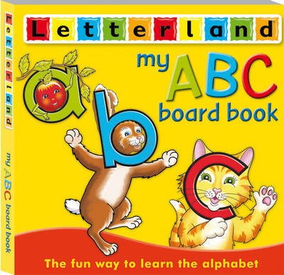 My ABC Board Book by Lyn Wendon