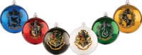 Harry Potter: House Crest Bauble Set