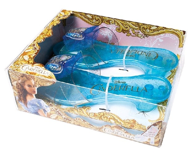 Disney: Cinderella: Click Clack Shoes - Boxed