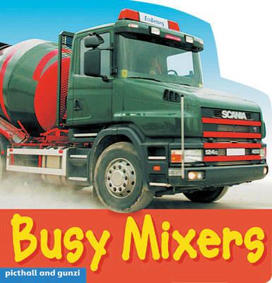 Busy Mixers by Christiane Gunzi image