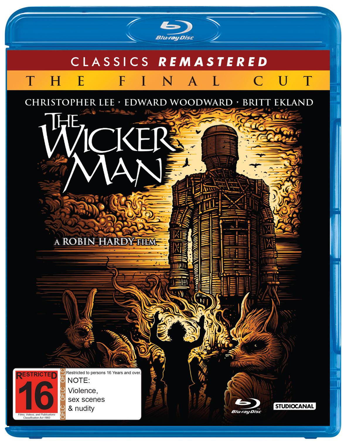 The Wicker Man: Final Cut (1973 Re-Release) image