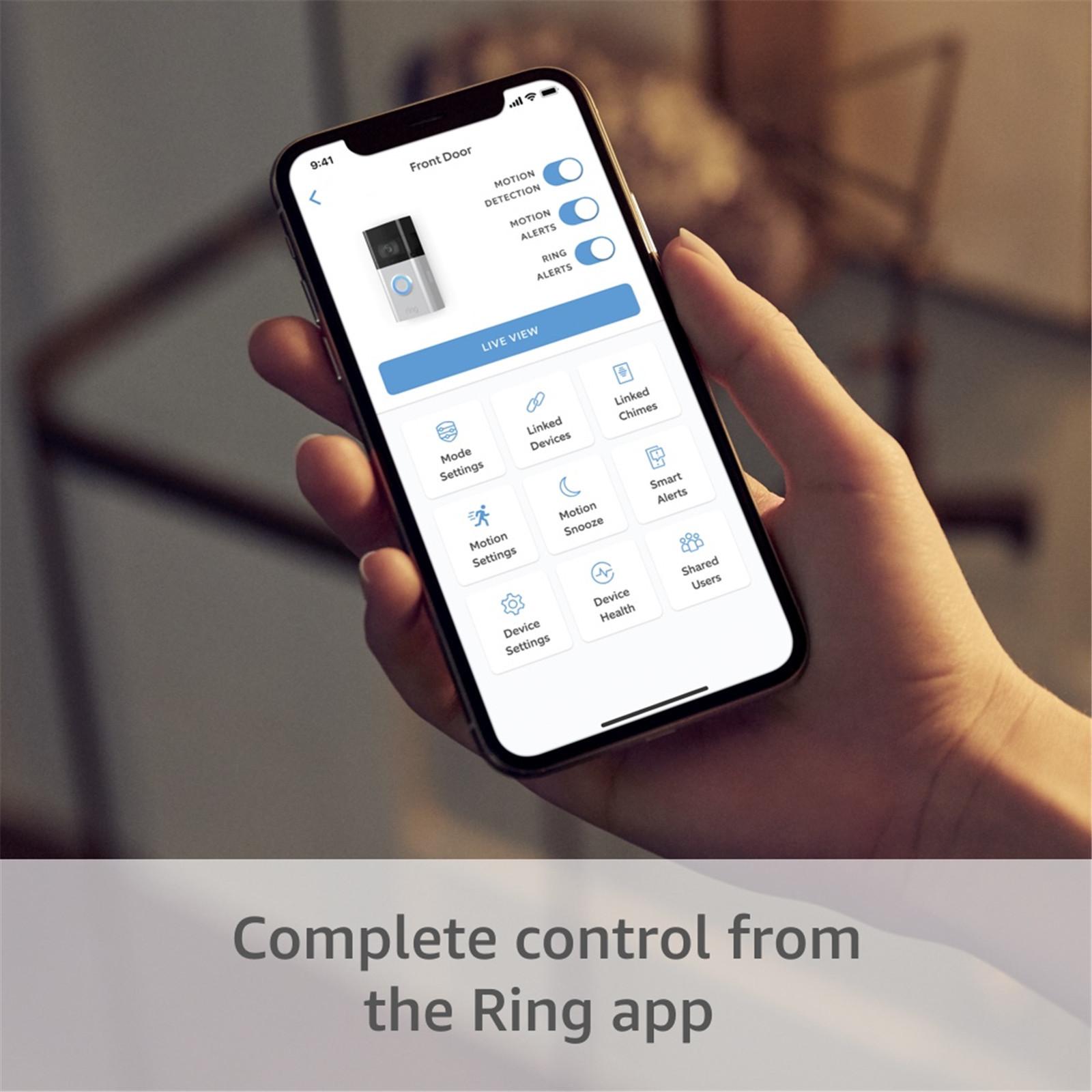 Ring Video Door Bell 3 image