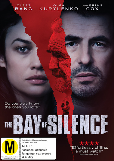 The Bay Of Silence on DVD
