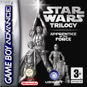 Star Wars Trilogy Apprentice of the Force for Game Boy Advance
