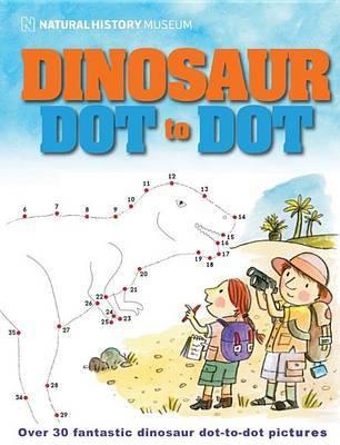 Dinosaur Dot to Dot image