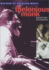 Thelonious Monk - American Composer on DVD