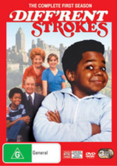 Diff'rent Strokes - Complete Season 1 (3 Disc Set) on DVD