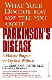 What Your Dr...Parkinson's Disease by Jill Marjama-Lyons image