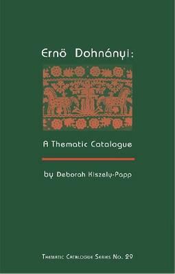 Erno Dohnanyi by Deborah Kiszelly-Papp