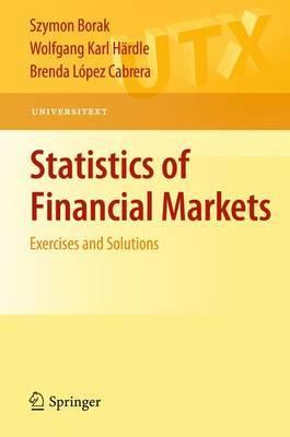 Statistics of Financial Markets by Szymon Borak image