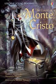 The Count of Monte Cristo by Rob Lloyd Jones