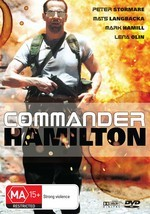 Commander Hamilton on DVD