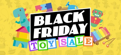 Black Friday Toy Sale!