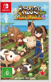 ​Harvest Moon: Light of Hope Special Edition for Nintendo Switch