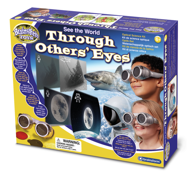 Brainstorm Toys: See The World Through Others' Eyes