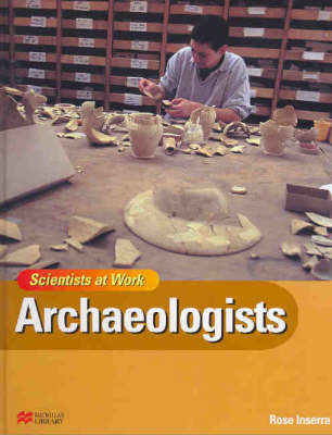 Archaeologists by Rose Inserra image