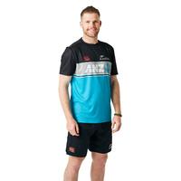 BLACKCAPS Replica Gym Short (Large)