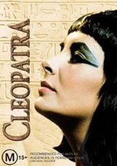 Cleopatra (2 Disc) on DVD