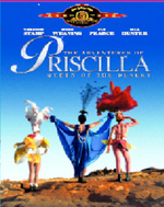 The Adventures Of Priscilla Queen Of The Desert on DVD