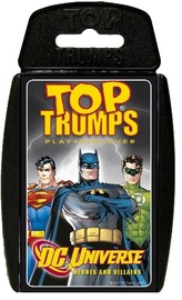 Top Trumps - DC Universe Heroes & Villains