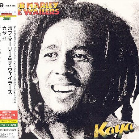Kaya by Bob Marley & The Wailers image