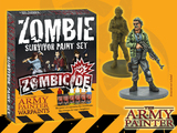 Army Painter Warpaints Zombicide: Survivor Set
