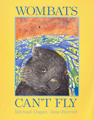 Wombats Can't Fly by Michael Dugan image