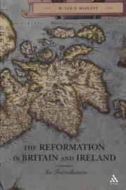 Reformation in Britain & Ireland by HAZLETT image