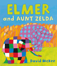 Elmer and Aunt Zelda by David McKee image