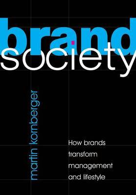 Brand Society by Martin Kornberger image