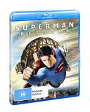 Superman Returns on Blu-ray